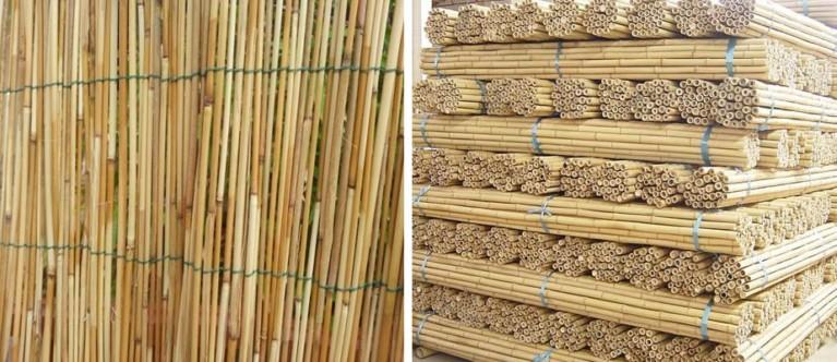 Canne di bamboo geo3 for Canne di bambu per arredamento