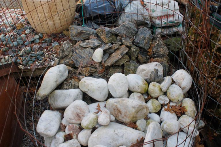 Ghiaia e sassi decorativi da giardino geo3 - Sassi da giardino gratis ...