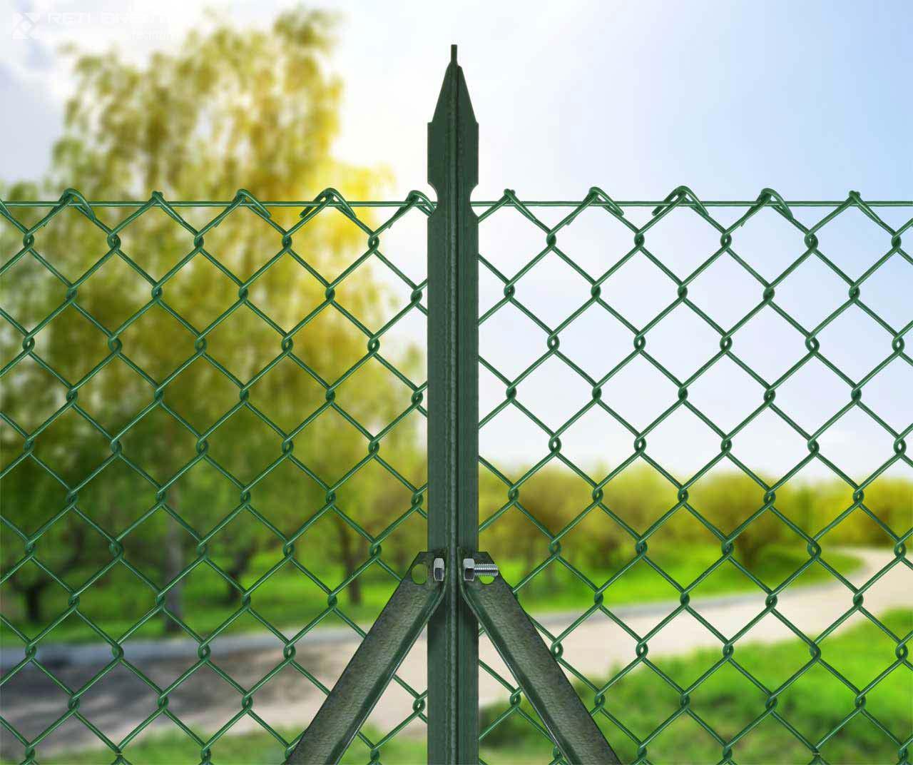 Recinzione Giardino In Ferro pali in ferro per recinzioni   geo3